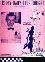 Image of Is my baby blue tonight - Handman, Lou, 1894-1956.