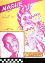 Image of Nague : guaracha. - Pozo, Luciano (Chano), 1915-1948.