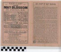Image of May Blossom play program