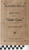 "Image of ""Under Cover"" play program"
