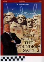 Image of The Limbaugh Letter: What Would the Founders Say?