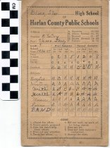 Image of Report Card