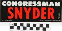 Image of Congressman Snyder