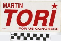 Image of Martin Tori for US Congress