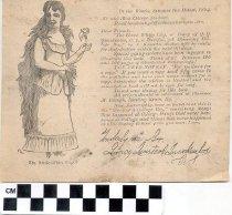 Image of trade handbill