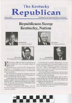 Image of The Kentucky Republican: Winter 1994