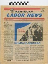Image of Kentucky Labor News