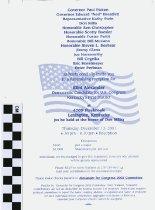 Image of Fundraising reception for Klint Alexander