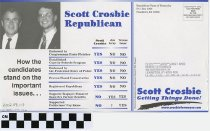 Image of Scott Crosbie: republican: getting Things done