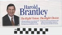 Image of Harold Brantley for County Judge/ Executive