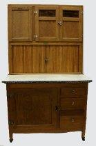 Image of Seller & Sons Hoosier cabinet - Cabinet
