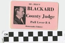 Image of Re-Elect Blackard County Judge
