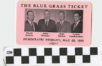 Image of The Blue Grass Ticket