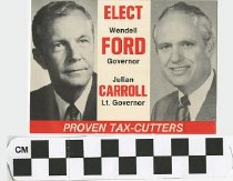 Image of Elect Ford/ Carroll: Proven Tax-Cutters