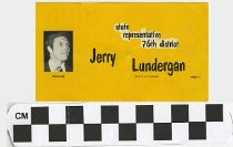Image of State Reprsentative 76th District Jerry Lundergan