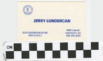 Image of Jerry Lundergan State Representative