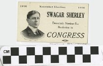 Image of Swagar Sherley re-election to Congress