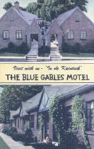 Image of The Blue Gables Motel -