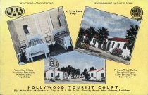 Image of Hollywood Tourist Court  -