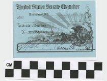 Image of United States Senate Chamber: Mitch McConnell