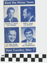 Image of Elect the Nixon Team