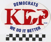 Image of KDP: We do it better