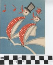 Image of Christmas Card Birds