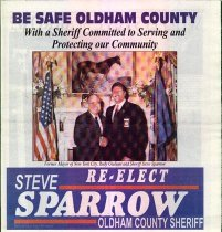 Image of Re-Elect Steve Sparrow