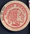 Image of Wooden Nickel