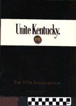 Image of Unite Kentucky: 57th Inaguration