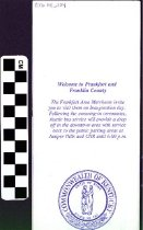 Image of Welcome to Frankfort and Franklin County