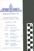 Image of Inauguration '95