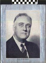 Image of Franklin Delano Roosevelt