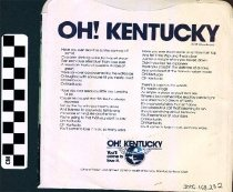 Image of Oh! Kentucy Lyrics
