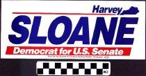 Image of Harvey Sloane Democrat for the U.S. Senate