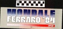 Image of Mondale Ferraro '84