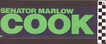 Image of Senator Marlow Cook