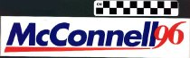 Image of McConnell 96 bumper sticker