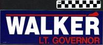 Image of Walker  Lt. Governor