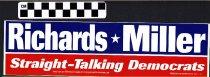 Image of Richards/ Mills: Straight Talking Democrats