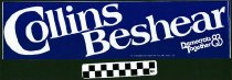 Image of Collins/ Beshear Democrats Together '83