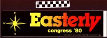 Image of Easterly Congres '80.