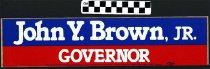 Image of John Y Brown, Jr. governor