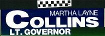 Image of Martha Layne Collins Governor