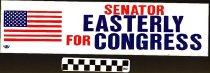 Image of Senator Easterly for Congress