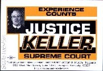 Image of Justice Keller Supreme Court