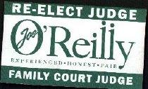 Image of Re-Elect Judge Joe O-Reilly: Family Court Judge