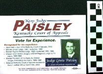 Image of Keep Judge Paisley Kentucky Court of Appeals