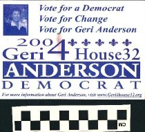 Image of Gerry Anderson 4 House 32 Democrat