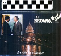 Image of Al Brown U.S. Congress it's Time for a Change!